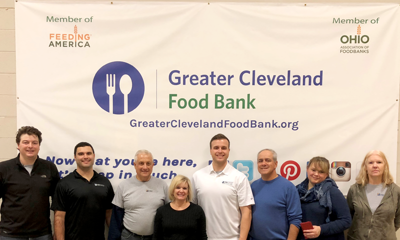 11272018 Greater Cleveland Food Bank Volunteer